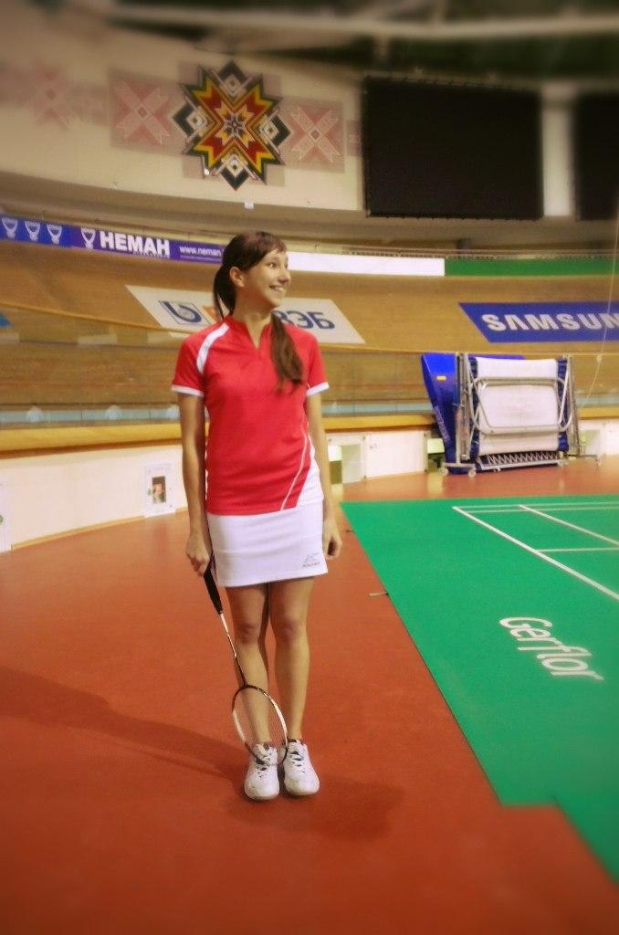 Мастер спорта международного класса Республики Беларусь Кристина Силич и творческий союз БГУ приглашают на II Европейские Игры
