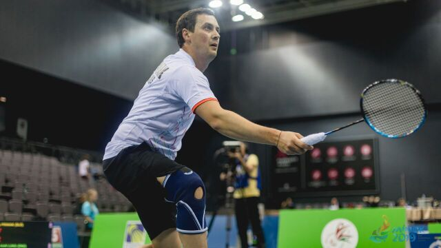 Belarus International Badminton Day 3