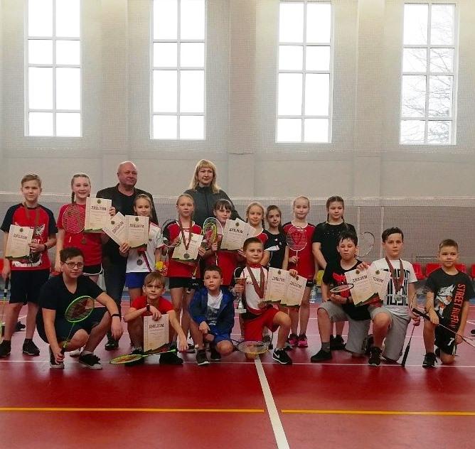 Первый турнир в Витебске