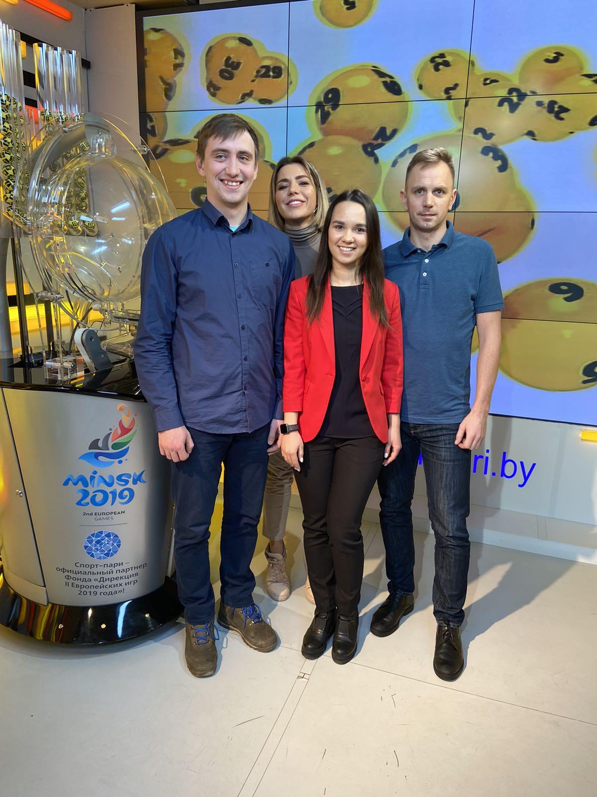 Анонс чемпионата Беларуси по бадминтону среди мужчин и женщин в Спорт-пари